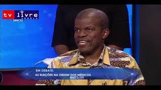 Último Debate TV Zimbo - Eleições na Ordem dos Médicos de Angola
