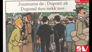 Tintin en Wolof | ''Le secret de la licorne''