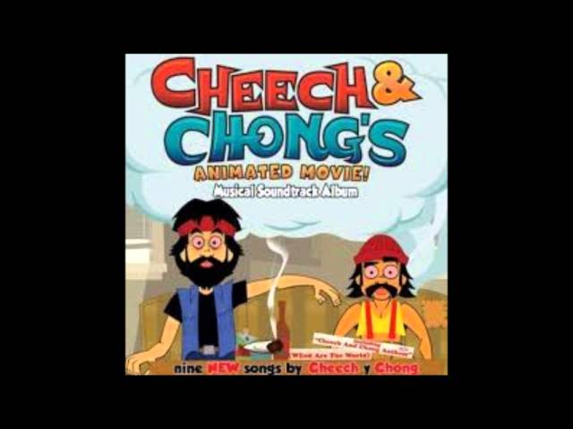 Cheech & Chong - Paranoid Pot Head