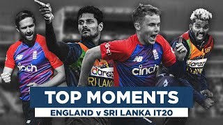 Curran's Footie Skills & Buttler Finds The River! | England v Sri Lanka Top Moments | Vitality IT20