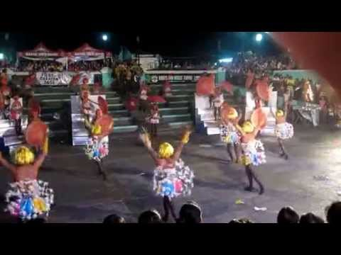 Daragang Magayon Festival 2013: Gay Mardi Gras Pioduran Gay Association Main Dance