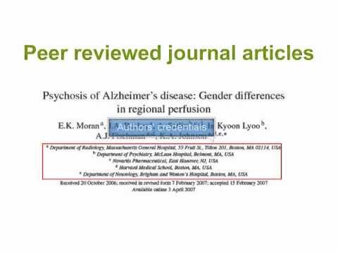 peer reviewed journals database