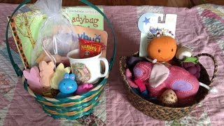 Easter Baskets 2015: Baby & Toddler