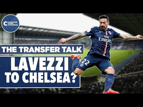 Zidane Weighs Up £90M Hazard Bid | Lavezzi to Chelsea? | Transfer Talk