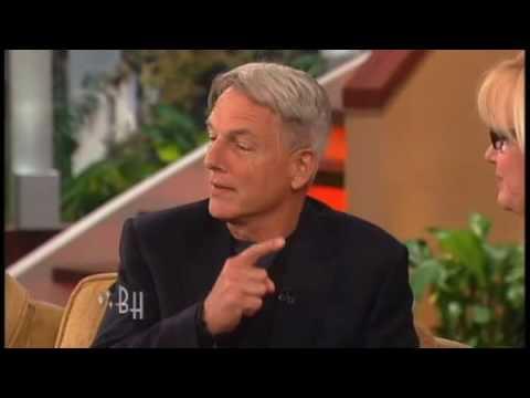 Mark Harmon on the Bonnie Hunt Show 1/2