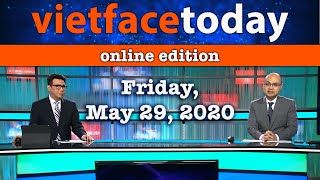 Vietface Today Online Edition - May 29, 2020