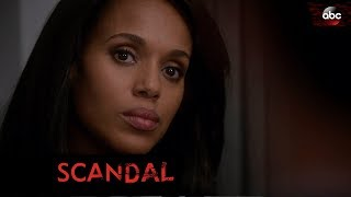 Olivia and Fitz Talk About the Past – Scandal Season 7 Episode 14