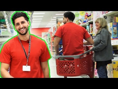 BLACK FRIDAY EMPLOYEE PRANK