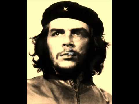 Che Guevara's freedom fighter song