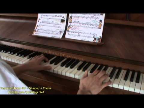 Inazuma Eleven Go - Shindou's Theme (piano Cover) video