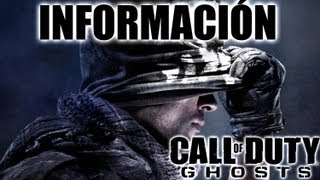 Información Sobre Call Of Duty Ghosts - Black Ops 2