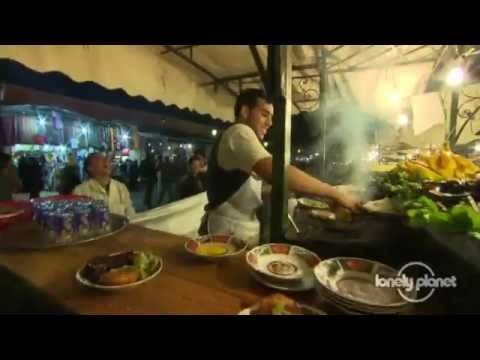 Marrakesh City Guide  Lonely Planet travel videos