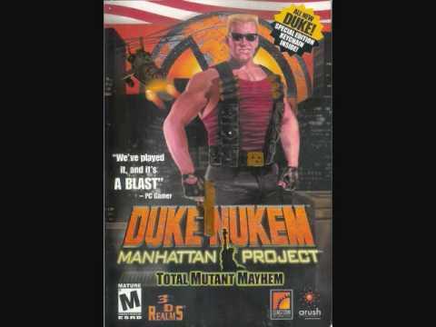 Duke Nukem Manhattan Project (PC) Soundtrack (OST) Track 14 - Porkchopper (Let's Rock - With Voice)
