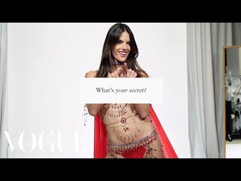 Inside The Victoria's Secret Fashion Show Fittings With Adriana Lima, Alessandra Ambrosio, & More video