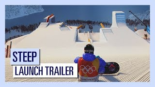 Steep™ Road To The Olympics - Launch Trailer