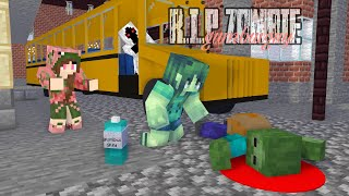 Monster School : RIP ZOMBIE - Minecraft Animation