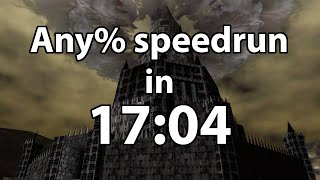 Ocarina of Time Any% speedrun in 17:04 by Torje [World Record]