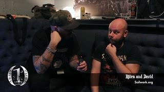 ArmyOfOneTV - SOILWORK 'Björn and David' (SE)