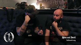 ArmyOfOneTV - SOILWORK 'Björn and David' (SE)