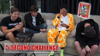 5-Second Rule Game! Funniest 2Hype Challenge!