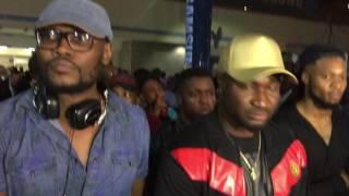 Nigeria Stars arrive in Ghana for Tigo Ghana Meets Naija