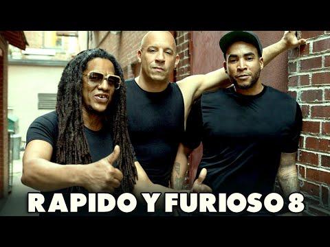 Don Omar y Tego Calderon regresan en Rapido y Furioso 8 / Fast and Furious 8