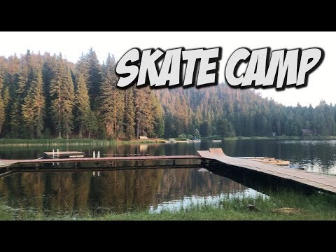 FIRST TIME AT SKATE CAMP Feat.  VINNIE BANH !!! - NKA VIDS -