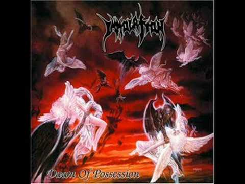 Immolation - Burial Ground