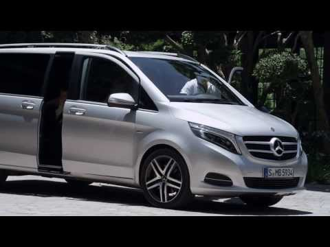 Mercedes-Benz New 2015 V-Class HD Trailer