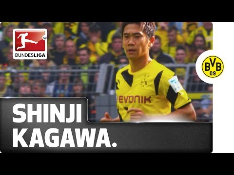 香川 Shinji Kagawa - Player of the Week - Matchday 3