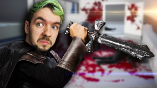 COME AT ME | Sword With Sauce #4
