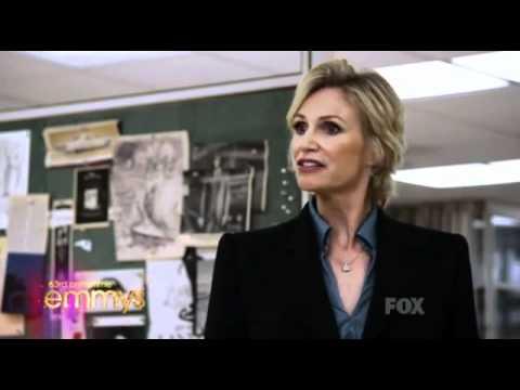 Emmy 2011 Opening - Jane Lynch the Host