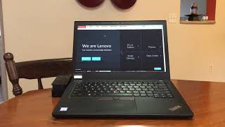 Lenovo T470 Quick Review