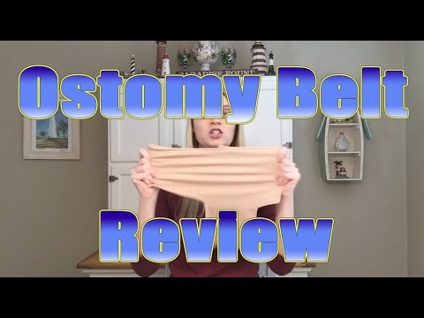 Etsy Flat Top Ostomy Belt Review