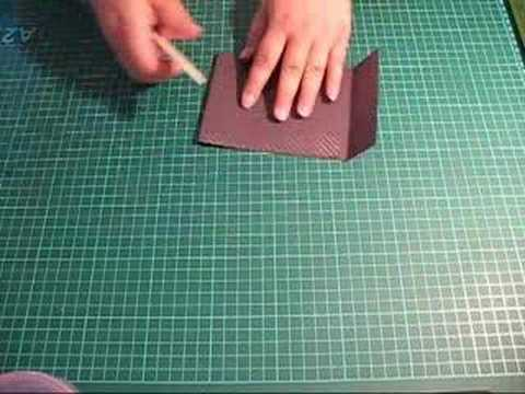 How to make a match book album