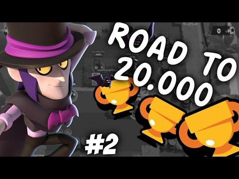 Road to 20.000 #2 | Bo Bounty Push ⭐ Brawl Stars [HUN]