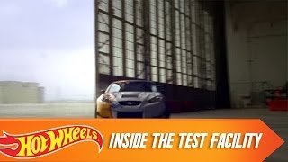 Team Hot Wheels - Inside The Test Facility | Hot Wheels