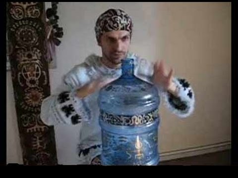 Water cooler bottle solo (Nadishana)