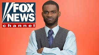 Does Fox News Force Black People To Arm Wrestle?