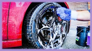 How I Safely Wash & Maintain My Car Rims
