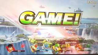 Super Smash Bros Ultimate l Ryu Skirmishes!!!!