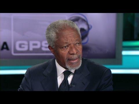 Fareed Zakaria GPS - Kofi Annan on Paul Ryan