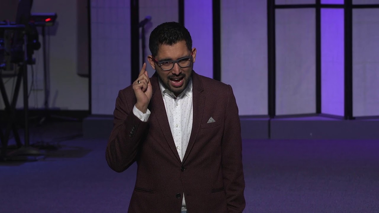 Finding God's Secret Resources - Pastor Shyju Mathew