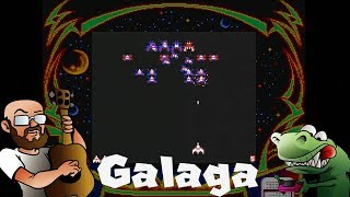 Arcade Classics 3 - Galaga [Game Boy - Super Game Boy Enhancements!]
