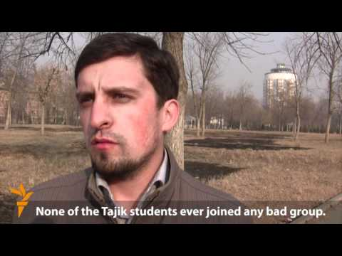 Tajik Madrasah Students Returning Home (Radio Free Europe/Radio Liberty)