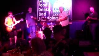 17   That Jr Wells Tune ~ Arne & The 3rd Calling ~ Jason Haram Blues Jam @ Flying Dog~Sept2014