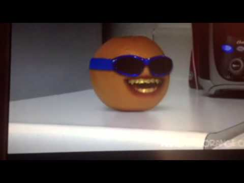 Annoying orange back to the fruiture