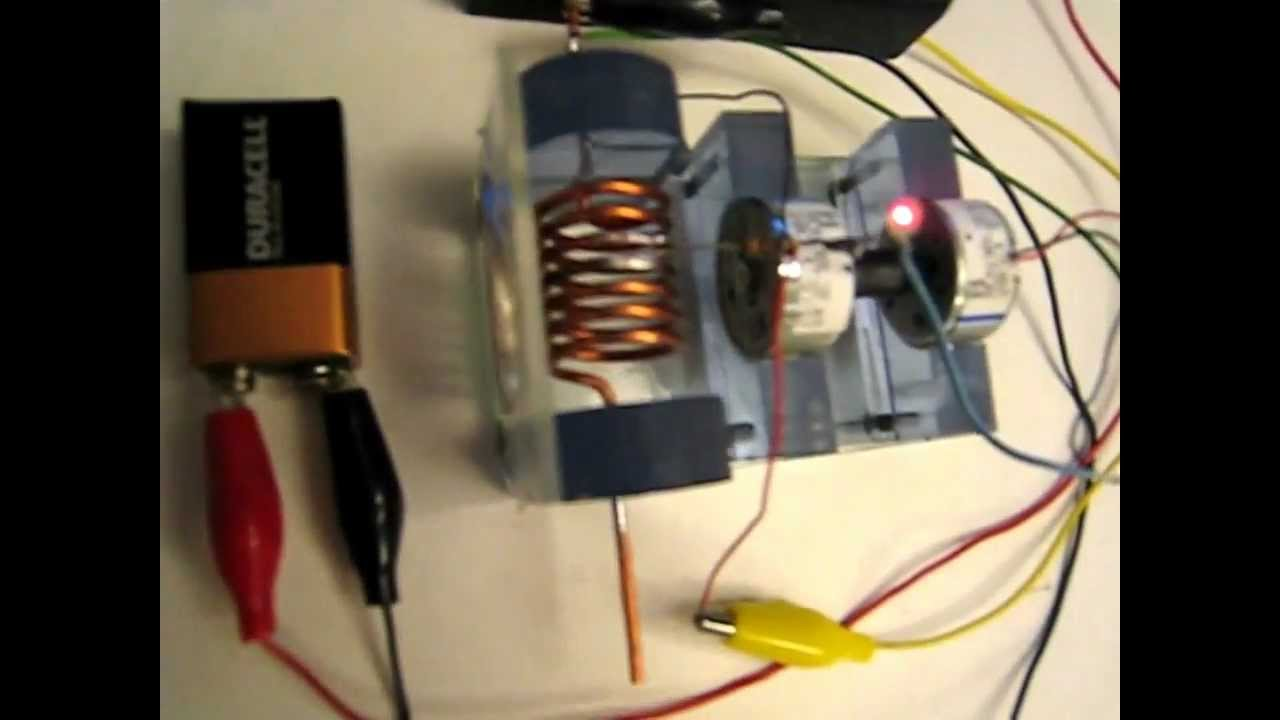 2012 10 21 01 Free Energy Generator Youtube