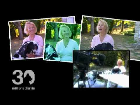 Brigitte Lahaie se met à nu ! Video