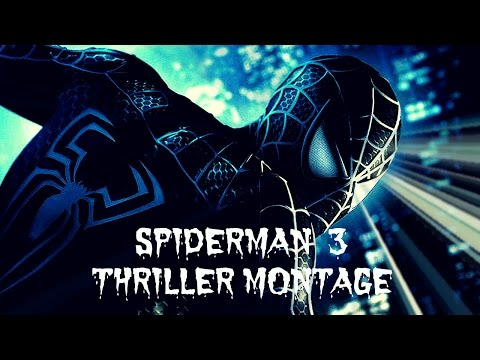 Spiderman 3 Michael Jackson - Thriller Music Video  HQ